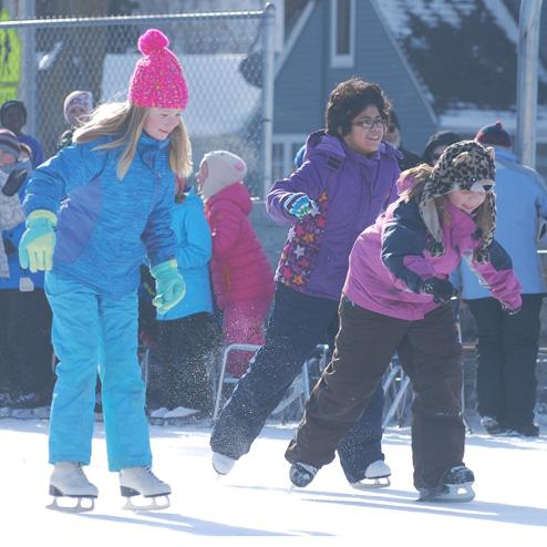 33rd Annual Ice Skating Classic