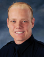 photo portrait of Officer Kyle Ness