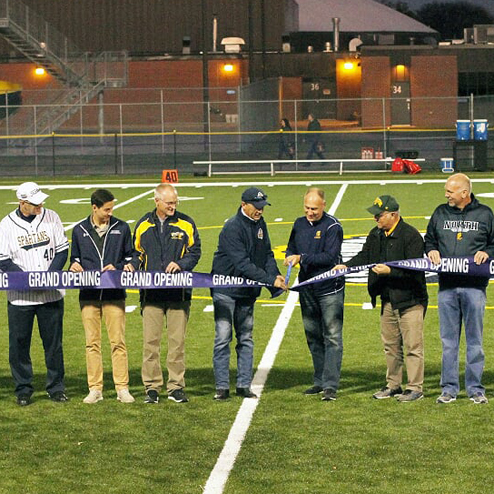 Field Dedication