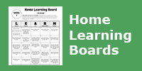 Home Learning Boards