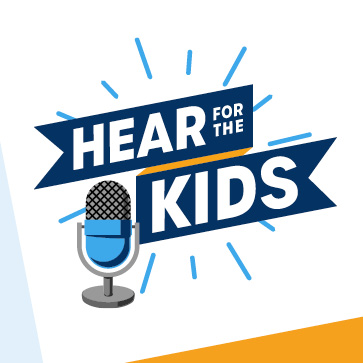 Hear for the Kids logo