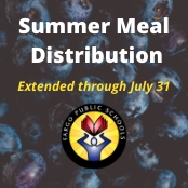 summer meal image