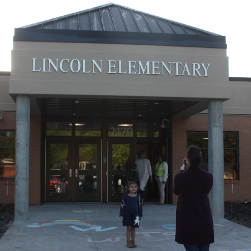 Lincoln First Day
