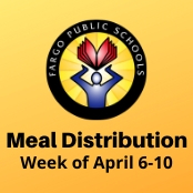 meal distribution graphic