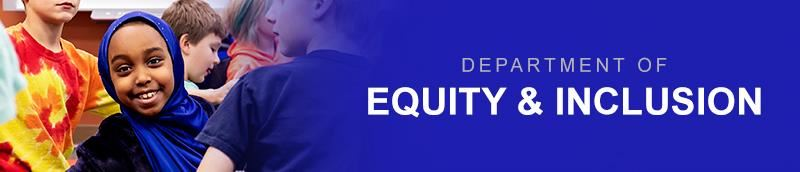 Department of Equity & Inclusion